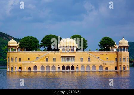 Major Tourist Spots in Jaipur, Rajasthan, India - Stock Image