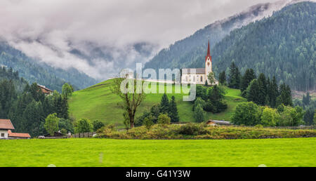 Typical Austrian landscapes - Stock Image