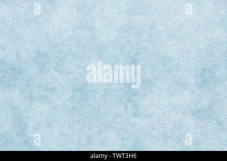 Japanese vintage blue color paper texture or grunge background - Stock Image