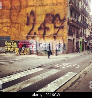 247 Barcelona - Stock Image