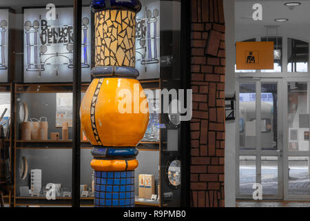 Uelzen, Germany, December 21., 2018: - Stock Image