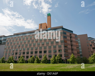 Pfizer building in Berlin Germany - Stock Image