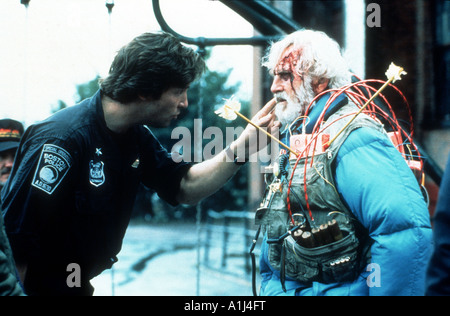 Blown Away Year 1994 Director Stephen Hopkins Jeff Bridges Lloyd Bridges - Stock Image