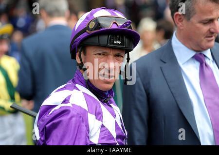 Lanfranco Dettori, jockey - Stock Image