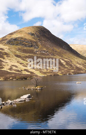 Loch Skeen (Loch Skene) Dumfries and Galloway, Scotland, UK - Stock Image