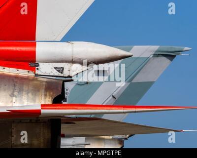 Croatian Air Force Velika Gorica - Stock Image