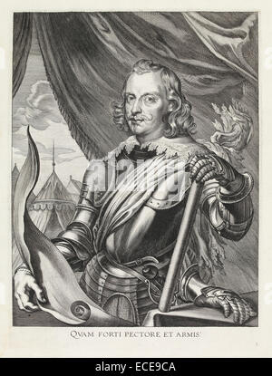 Portrait of Fernando, Infante of Spain - Stock Image
