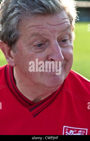 Roy Hodgson - Stock Image