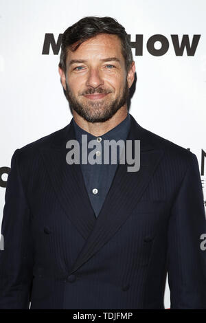 June 12, 2019 - Beverly Hills, CA, USA - LOS ANGELES - JUN 4:  Ian Bowen at the SAINT Modern Prayer Candles For A Cause Launch at the Mr. Chow on June 4, 2019 in Beverly Hills, CA (Credit Image: © Kay Blake/ZUMA Wire) - Stock Image