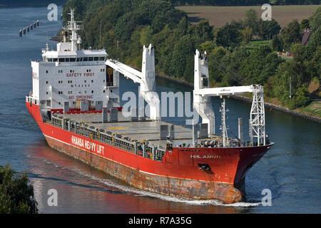 HHL Amur - Stock Image