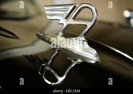Austin Atlantic, vintage car - Stock Image