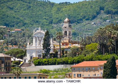 Santa Margherita Ligure, - Stock Image