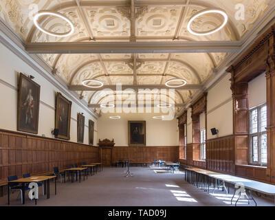 Examination School, Oxford University, UK - Stock Image