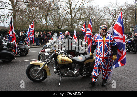 London New Years Day Parade - Stock Image