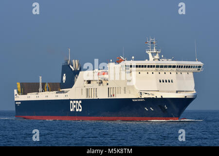 Regina Seaways - Stock Image
