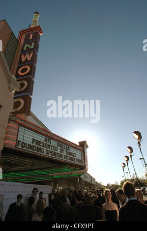 Mar 31, 2007 - Dallas, TX, USA - The AFI had its first international film festival in Dallas,Texas for the past - Stock Image