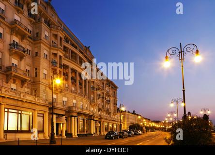 Trieste, Italy - Stock Image
