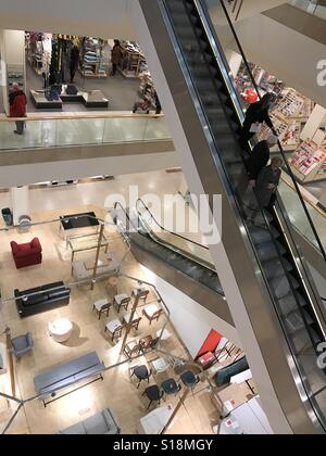 Store mall - Stock Image