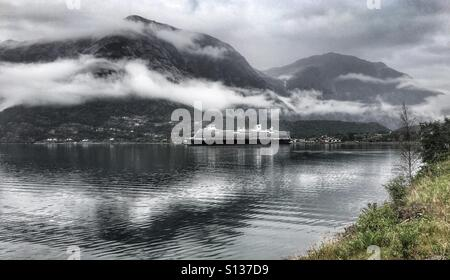 Fjord - Stock Image