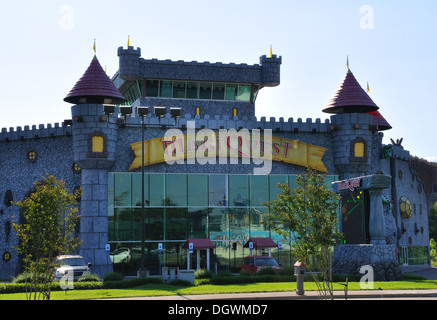 MagiQuest, Pigeon Forge, Tennessee, USA - Stock Image