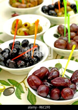 Olive - Stock Image