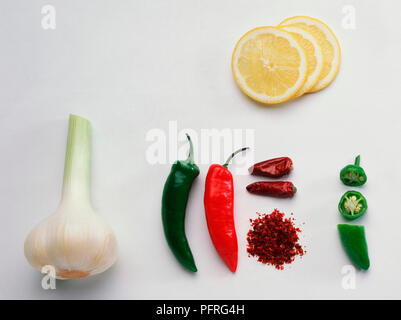 Chilli Peppers - Stock Image