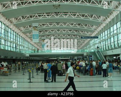 The new international airport Ezeiza in Buenos Aires Argentina - Stock Image