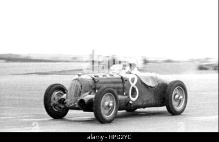 1950s Delahaye Silverstone - Stock Image