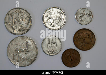 ⚡2016 Changeover 5 Cent 10 Cent 20 Cent 50 Cent Coin