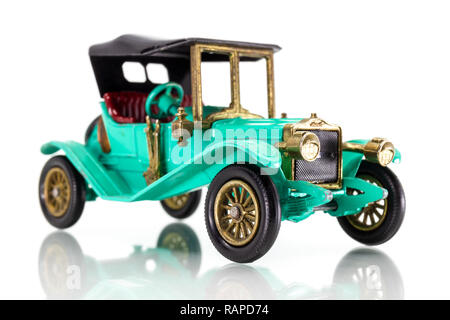 Matchbox Models of Yesteryear Y-14 Maxwell Roadster 1911 - Stock Image