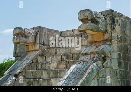 Chichen Itza - Stock Image