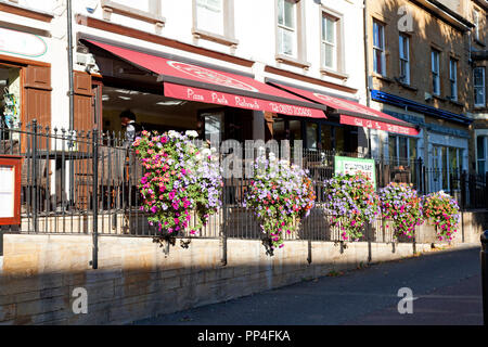 Tamburino Italian restaurant, Yeovil, Somerset - Stock Image