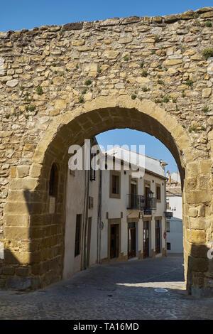 Baeza, Jaén province, Andalusia, Spain. - Stock Image