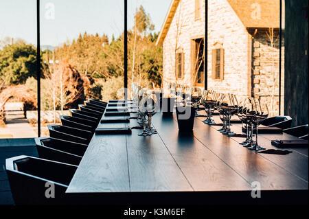 table setting - Stock Image