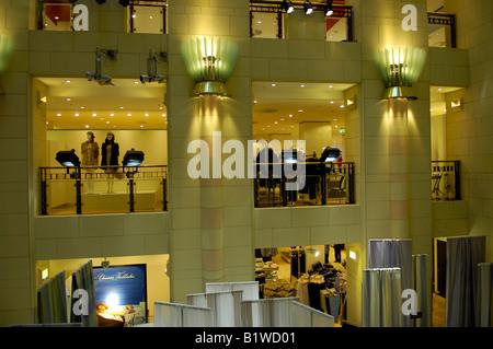 department store KadeWe berlin city centre germany - Stock Image