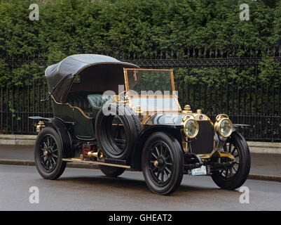 1911 Benz 45 60 HP 4 seat Sporting Victoria Country of origin Germany - Stock Image