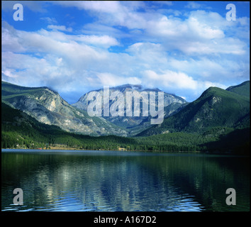 Grand Lake Colorado - Stock Image