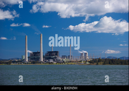 Liddel Power Station Hunter Valley NSW Australia - Stock Image