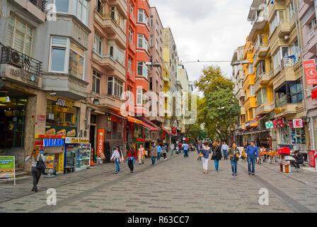 Kocatepe Mahallesi, Beyoglu, Istanbul, Turkey, Eurasia - Stock Image