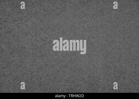 Gray paper close up. Large texture and background - Stock Image