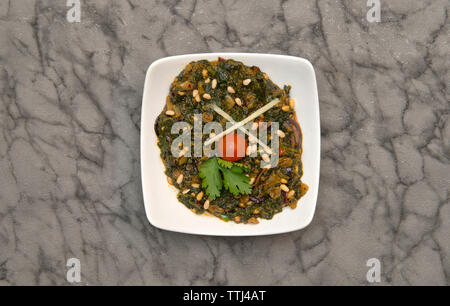 Indian food, Cucumber Raita - Stock Image
