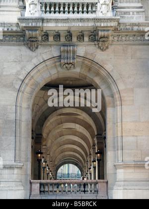 Detail Opera Garnier Paris France Europe EU - Stock Image