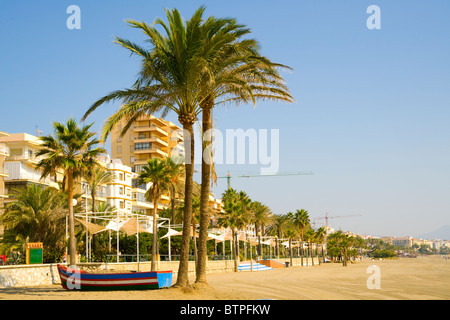 Estepona, Costa del Sol, Spain - Stock Image