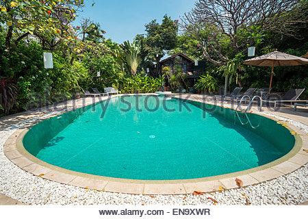 Chakrabongse villas - Bangkok - Thailand - Stock Image