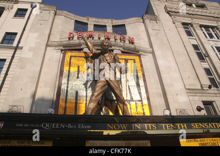 We will Rock You at showing at Dominion Theatre London March 2012 - Stock Image