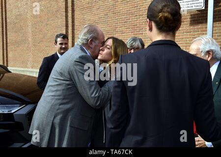 during San Isidro Fair 2019 in Madrid  22/05/2019    Cordon Press - Stock Image