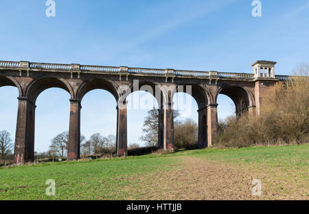 Ouse Valley (Balcombe) Viaduct, West Sussex, UK - Stock Image