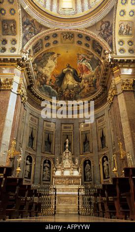Arca di San Domenico, Tomb of Saint Dominic, San Domenica Basillica, Bologna - Stock Image