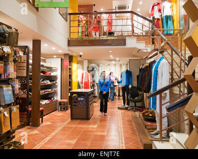Fabindia store in Delhi India - Stock Image