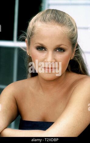 CHARLENE TILTON, DALLAS, 1988 - Stock Image